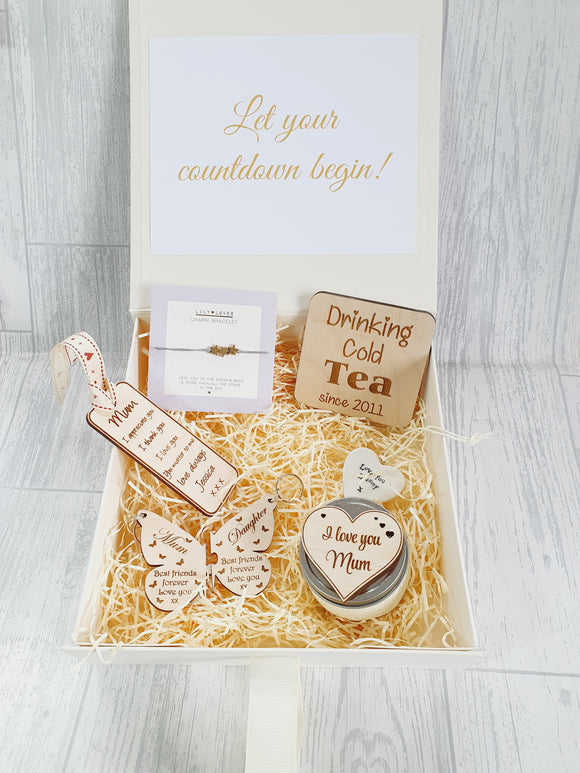 Mother's Day Countdown Box