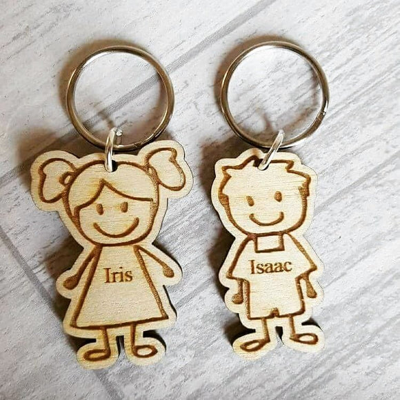 Kids Keyrings