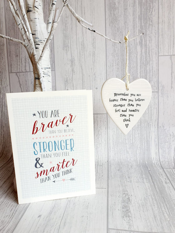 East of India - Gift Set - Braver, Stronger, Smarter