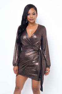 SHIMMER AND SHINE DRESS