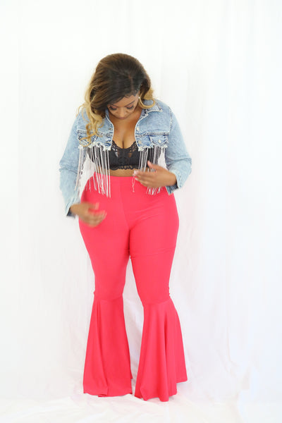 Flaunting Flare Pants