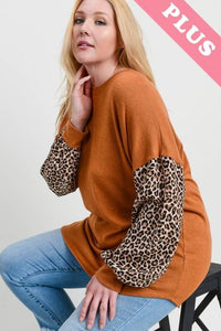 YOUNG WILD AND FREE TUNIC TOP-PLUS - Infinity Raine