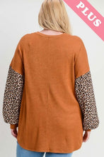 Load image into Gallery viewer, YOUNG WILD AND FREE TUNIC TOP-PLUS - Infinity Raine