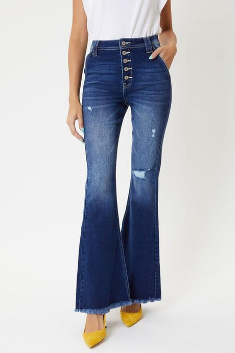 LOS ANGELES KANCAN HIGH RISE JEANS - Infinity Raine