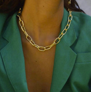 CHUNKY CHAIN NECKLACE - Infinity Raine