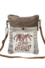 Load image into Gallery viewer, SAN DIEGO PRINT SMALL & CROSS BODY BAG - Infinity Raine