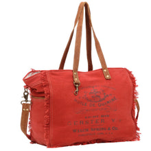 Load image into Gallery viewer, CARMINE WEEKENDER BAG - Infinity Raine