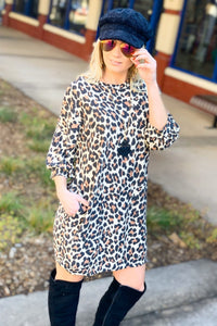 SHOW ME YOUR WILD SIDE DRESS - Infinity Raine