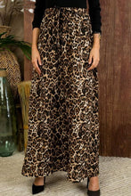 Load image into Gallery viewer, THE LEOPARD MAXI SKIRT - Infinity Raine