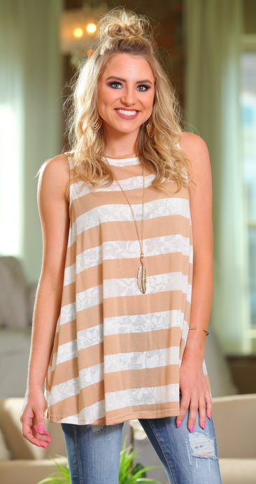 KNOWN TO BE BEAUTIFUL TUNIC-TAPE/IVORY - Infinity Raine