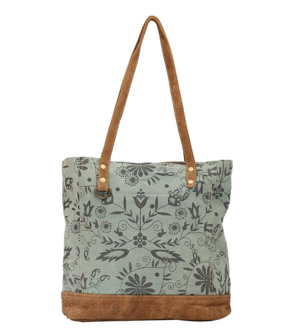 EFFLORESCENCE TOTE BAG - Infinity Raine