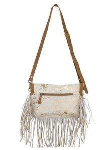 GOLDEN GIRL HAIRON BAG - Infinity Raine