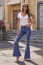 Load image into Gallery viewer, ALL THE CONFIDENCE FLARE JEANS - Infinity Raine