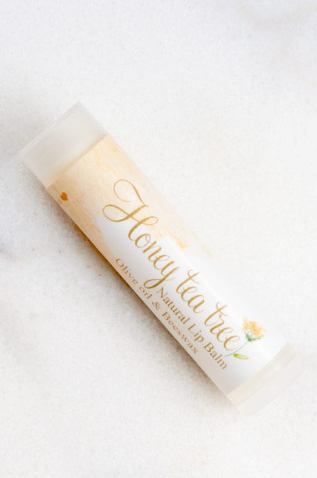 LATIKA HONEY TEA TREE LIP BALM - Infinity Raine