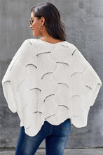 Load image into Gallery viewer, WAITING FOR WINTER SWEATER- WHITE - Infinity Raine