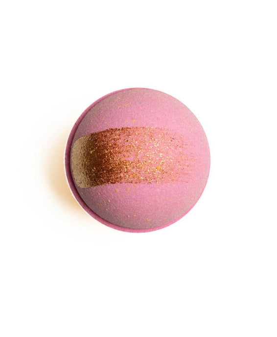 LATIKA FIG AND AMBER FALL BATH BOMB - Infinity Raine