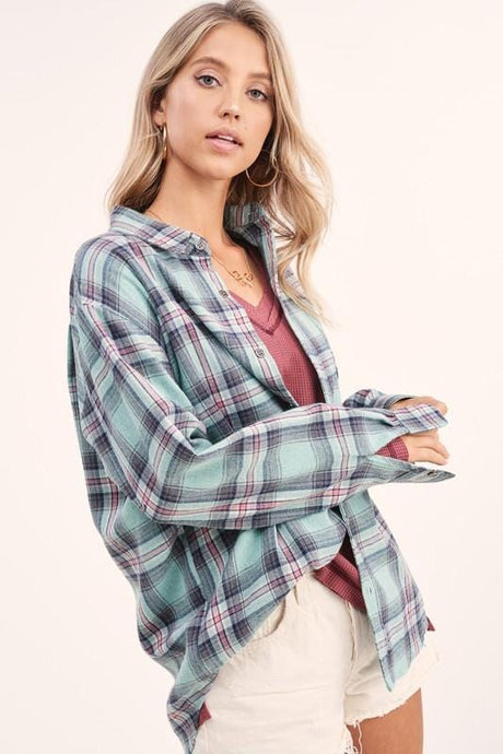 IT'S MINT TO BE FLANNEL