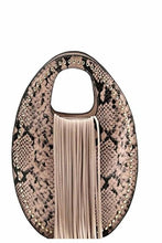 Load image into Gallery viewer, KEEP IT CHIC VEGAN PURSE-TAUPE - Infinity Raine