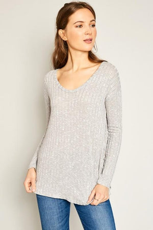 REMAIN IN COMFORT TOP-SILVER - Infinity Raine