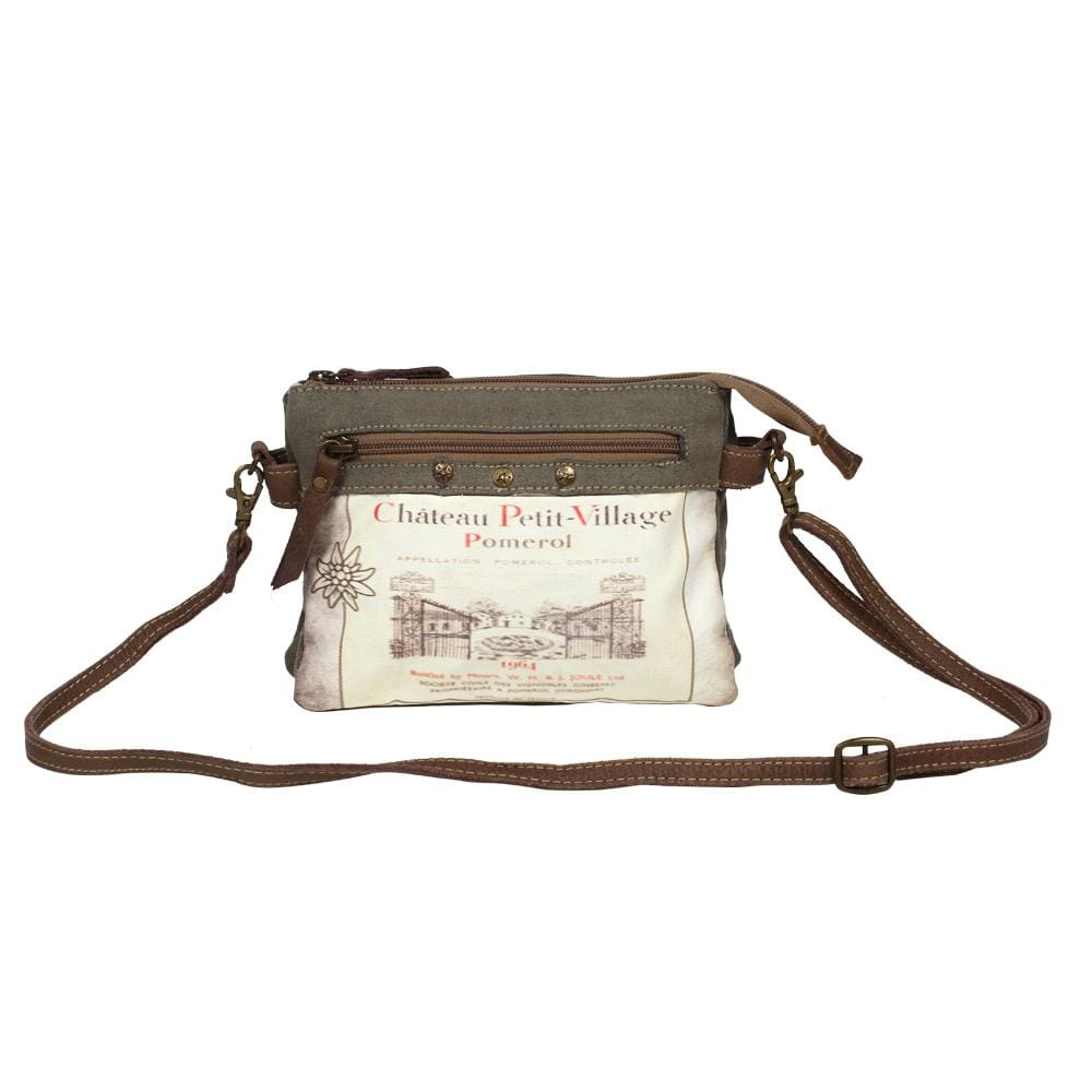 POMEROL 1964 SMALL & CROSS BODY BAG - Infinity Raine