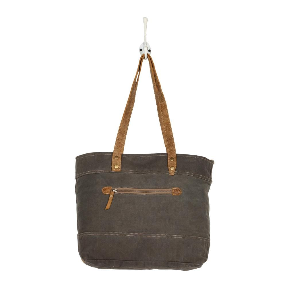 ISABEL TRIBE CANVAS TOTE BAG - Infinity Raine