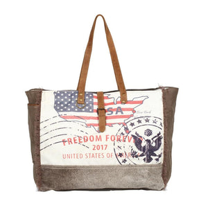 PARTISAN WEEKENDER BAG - Infinity Raine