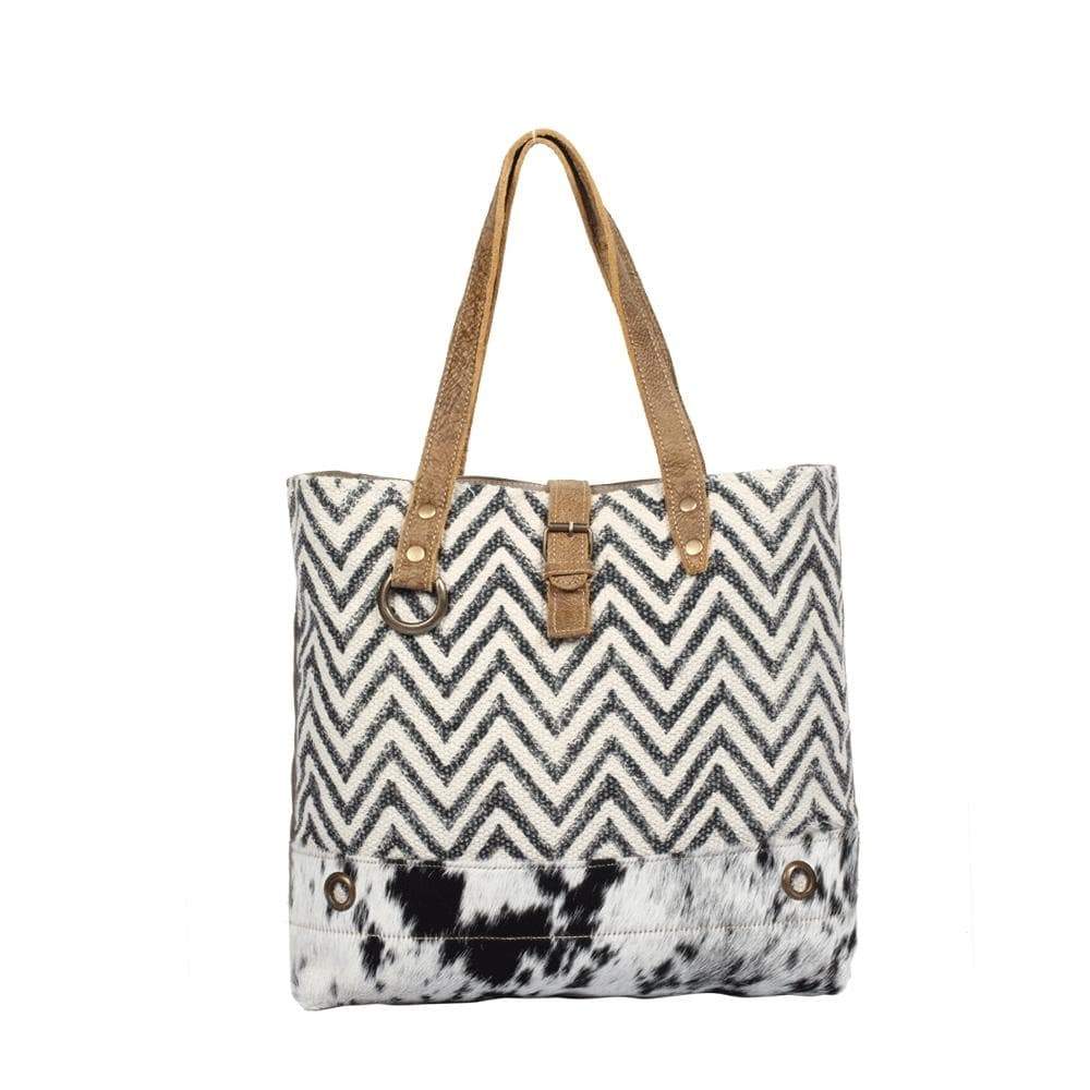 APPLIQUE TOTE BAG - Infinity Raine