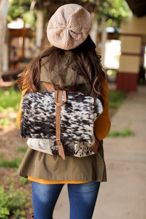 THE DAKOTA BACKPACK - Infinity Raine
