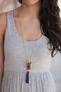 Be Uniquely You Necklace - Infinity Raine