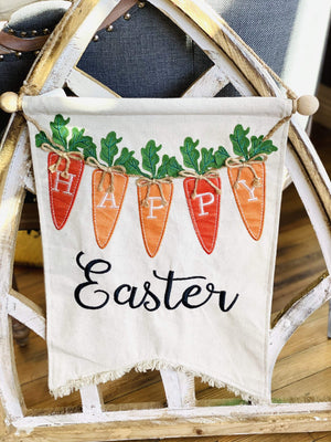 Happy Easter Home Decor Sign-Cream - Infinity Raine