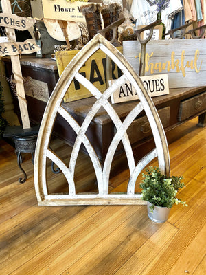 DISTRESSED ATRI WINDOW - Infinity Raine