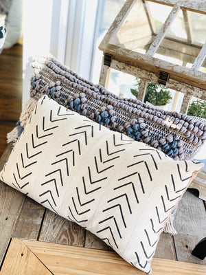 ON THE RIGHT PATH DECORATIVE THROW PILLOW - Infinity Raine