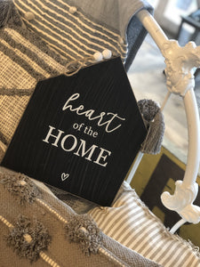 HEART OF THE HOME WALL DECOR - Infinity Raine