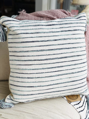 Day Time Vacation Pillow-Cream - Infinity Raine