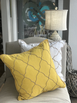 TOSS ME A PILLOW THROW PILLOW - Infinity Raine