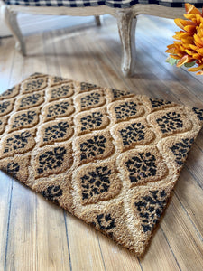EVERYTHING YOU NEED EMBOSSED DOORMAT - Infinity Raine