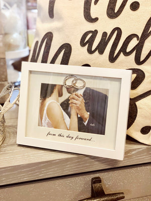 FROM THIS DAY FORWARD PICTURE FRAME - Infinity Raine