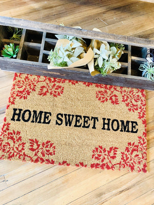 Home Sweet Home Doormat - Infinity Raine
