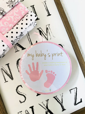 My Baby's Print Kit - Infinity Raine