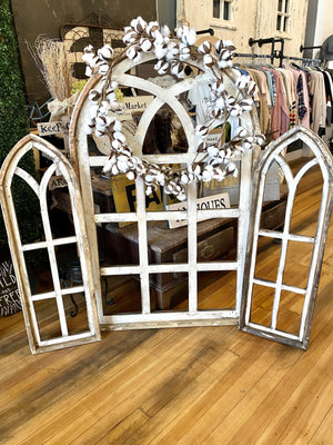 PISFERRA DISTRESSED WINDOW - Infinity Raine
