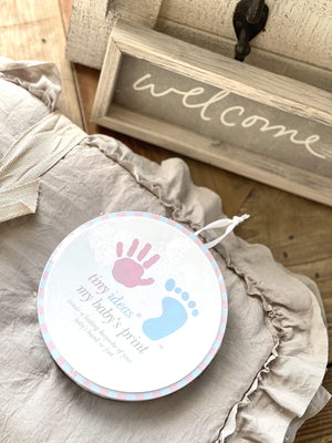Tiny Ideas My Baby's Print Kit - Infinity Raine