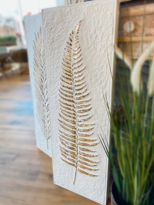 Special Place On Top Fern Wall Decor-Fern - Infinity Raine
