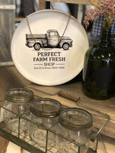 Load image into Gallery viewer, PERFECT FARM FRESH SHOP METAL TRAY WALL DECOR - Infinity Raine