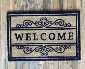 WELCOME IN DOORMAT - Infinity Raine