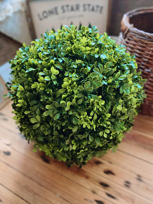 ARTIFICIAL TOPIARY BALL - Infinity Raine
