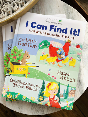I Can't Find It Children Book - Infinity Raine
