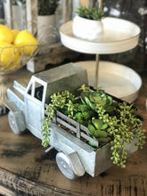 Load image into Gallery viewer, METAL TRUCK PLANTER DISPLAY - Infinity Raine