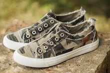Load image into Gallery viewer, WHEREVER YOU GO SNEAKERS-CAMO - Infinity Raine