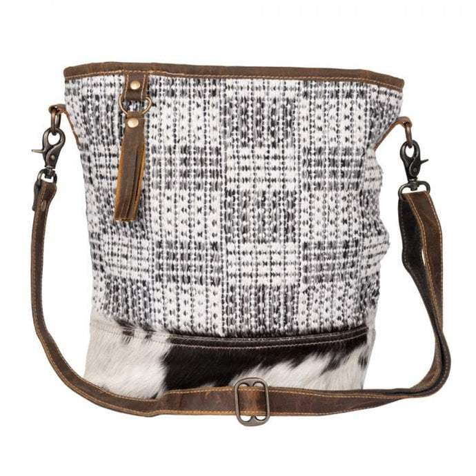 ELEGANT CANVAS SHOULDER BAG - Infinity Raine
