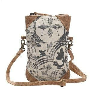 MULTI PRINT CROSS BODY BAG - Infinity Raine